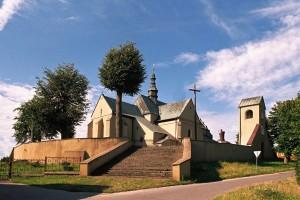 Kościół pw. św. Stanisława biskupa w Chlewiskach